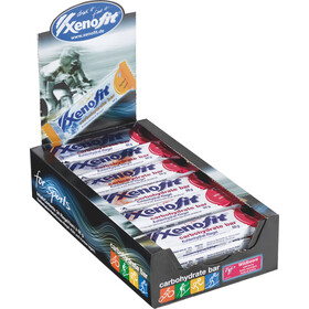 Xenofit Carbohydrate Bar Box 24x68g Wildbeere